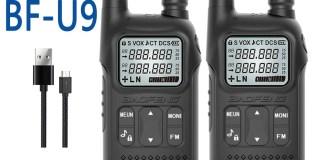 BAOFENG BF-U9 walkie talkie