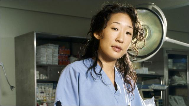 Asian Greys Anatomy Doctor