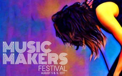 Music Makers Festival, London – 5 & 6 August