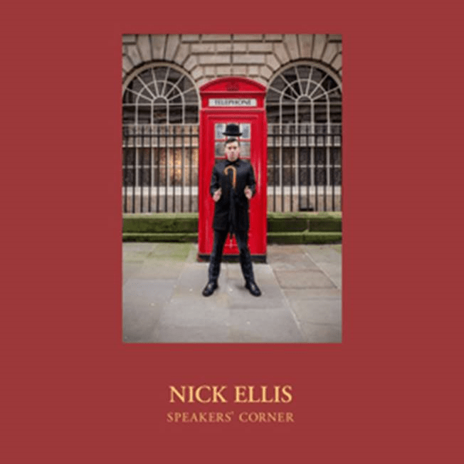 Nick Ellis: Speakers Corner
