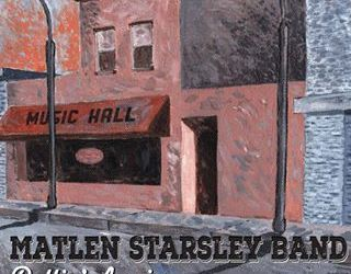 Matlen Starsley Band: Rollin' Again