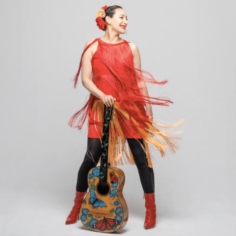 Rachael Sage Leads Female Musicians into 2020
