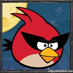 Angry Birds Space Avatar Red Bird 3 Angrybirdsnest