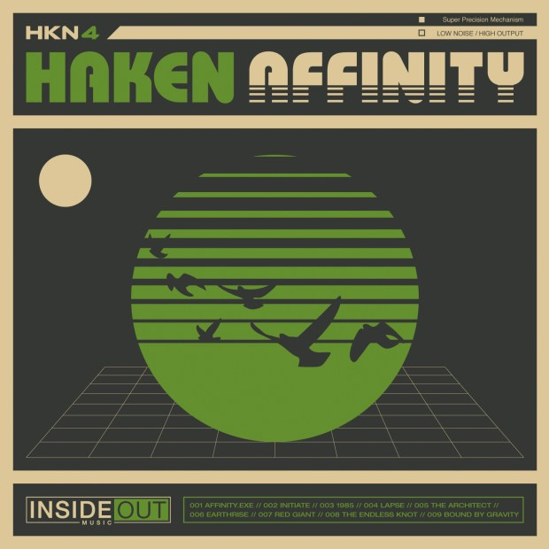 Image result for Haken – Affinity