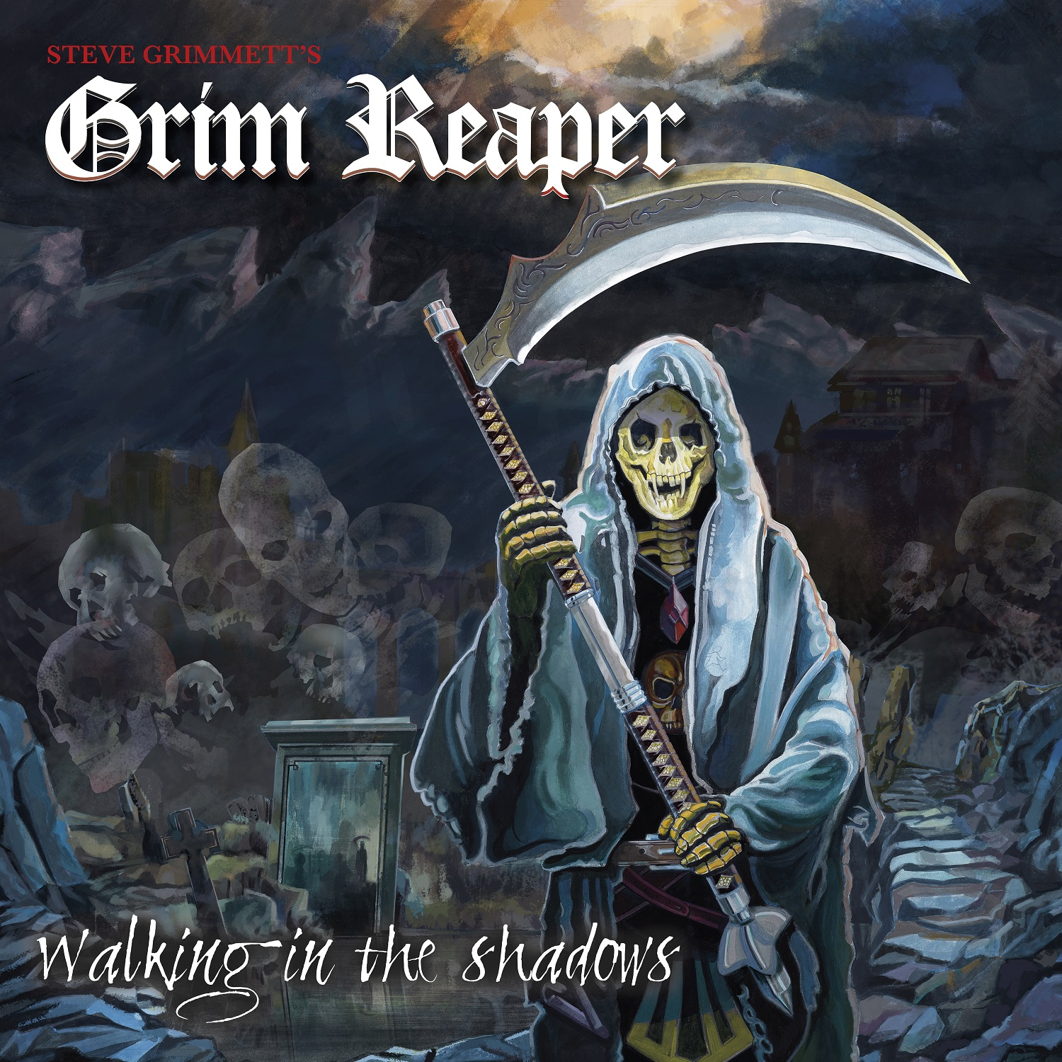 Image result for grim reaperWalking in the shadows