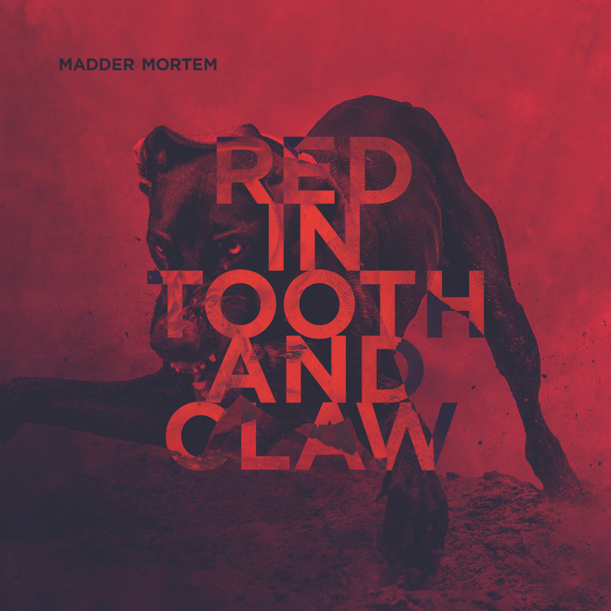 Image result for madder mortem red in tooth and claw