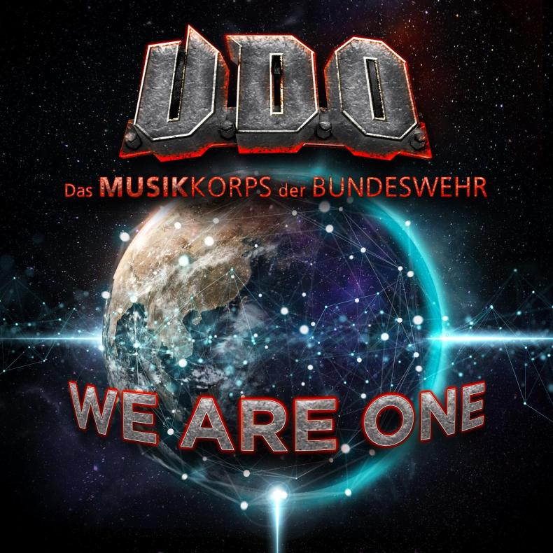 U.D.O. / Musikkorps der Bundeswehr - We Are One Review | Angry ...