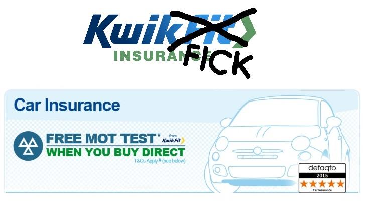 Car Insurance Kwik Fit