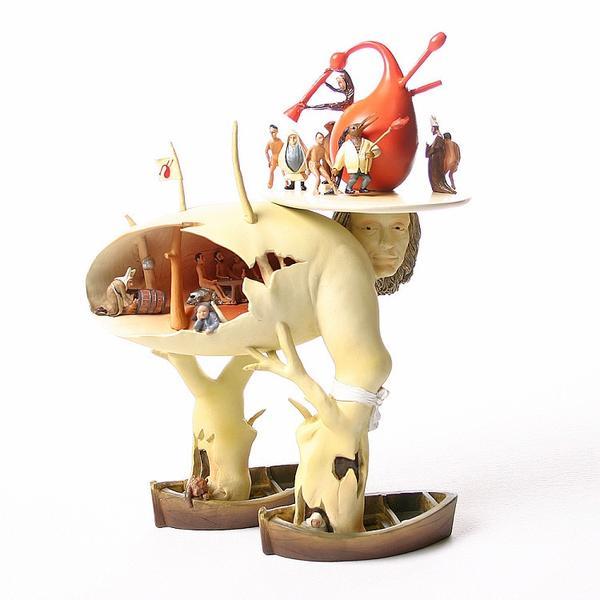 Hieronymus Bosch Action Figure