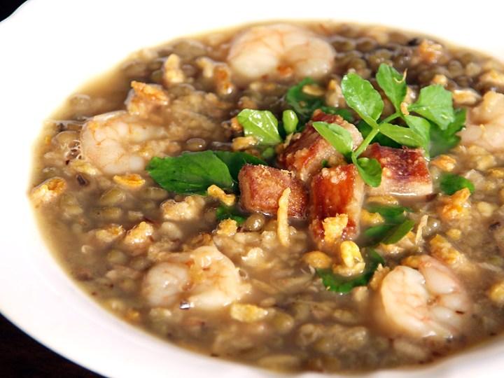 Mung Bean Soup (Guisadong Monggo)