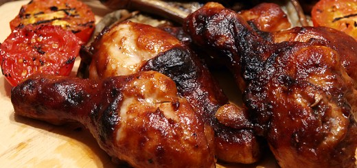 Pinoy Style Chicken Barbecue