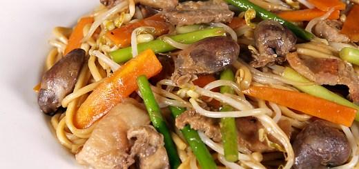 Gerald's Stir Fried Noodles