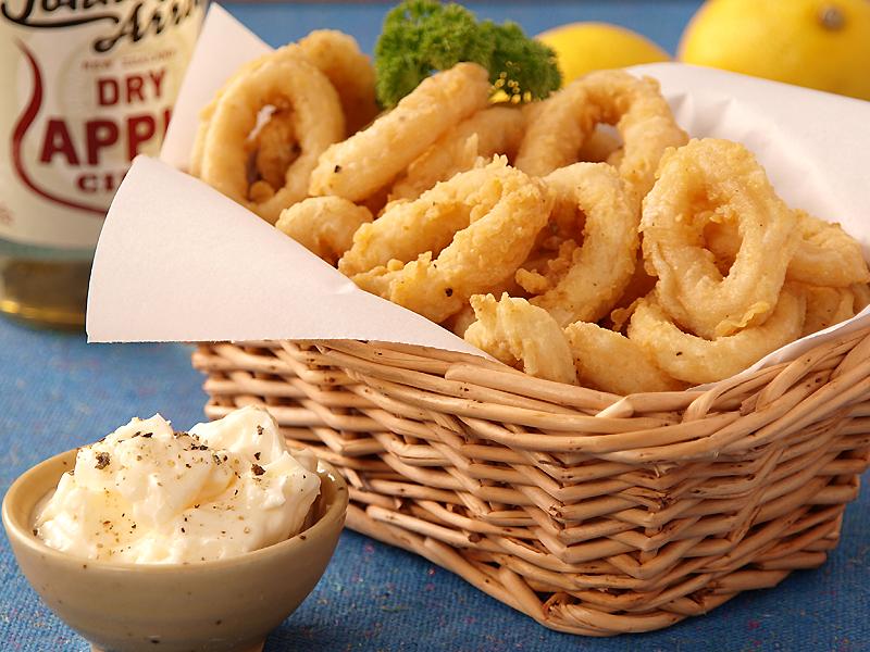 Squid Rings Philippines