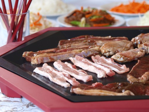 Korean Barbecue