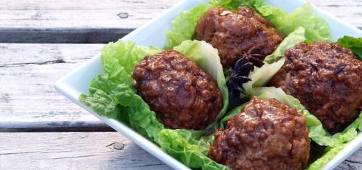 Lion's Head Meatballs 1
