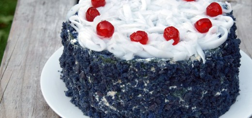 Ube Macapuno Cake 1