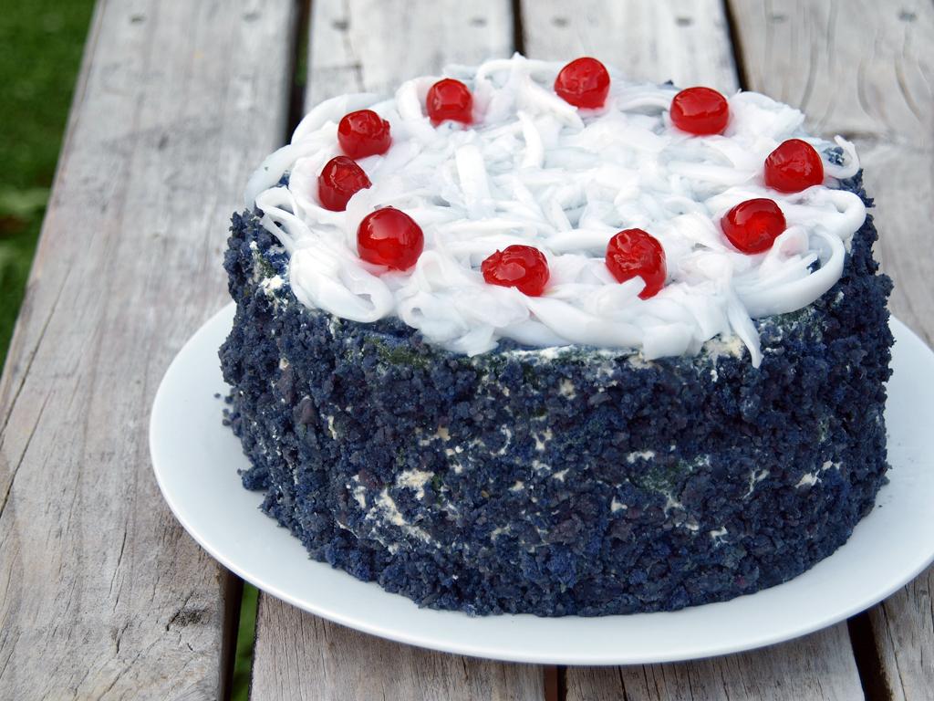 Ube Cake Recipe Using Ube Halaya