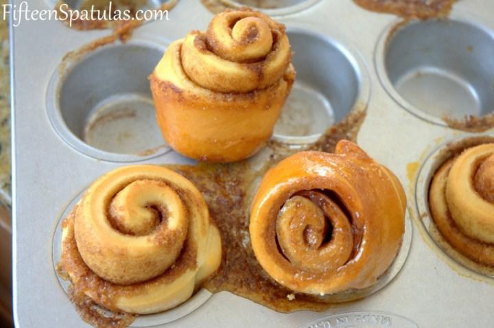 Butterscotch Glazed Pecan Sticky Buns