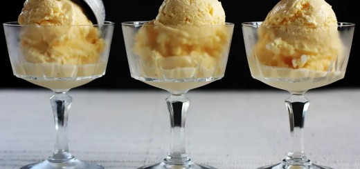 Cheese Ice Cream