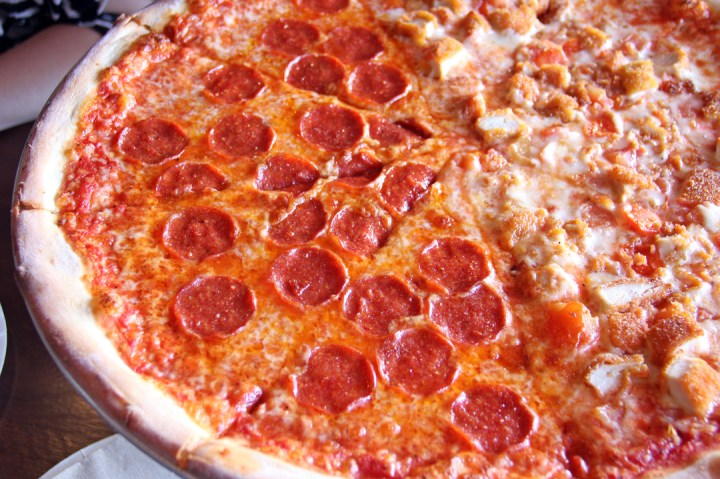 Sals Pepperoni Side