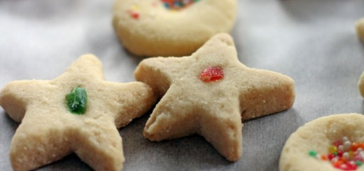 Shortbread Cookies 1