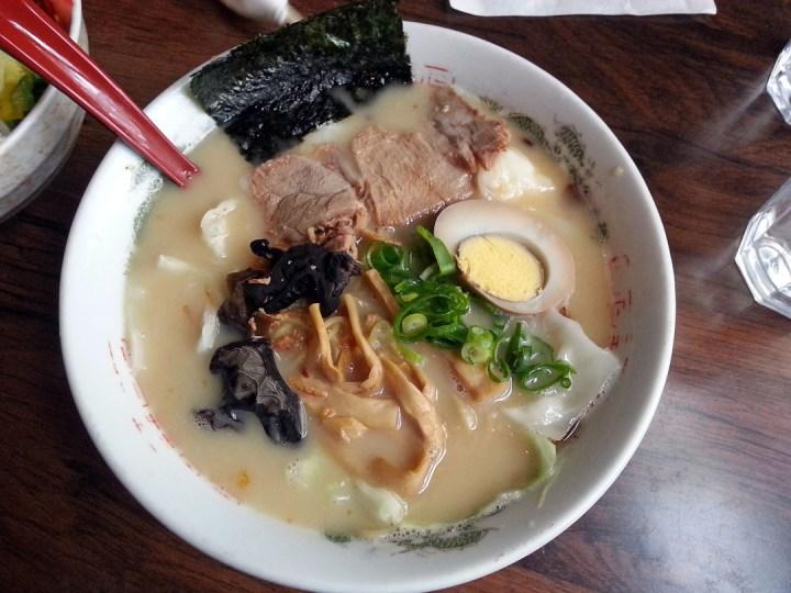 Mentatz Japanese Noodle Restaurant (Auckland CBD, New Zealand) 3