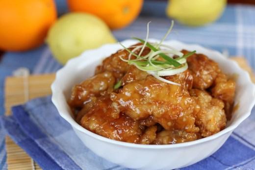 Orange Chicken 1