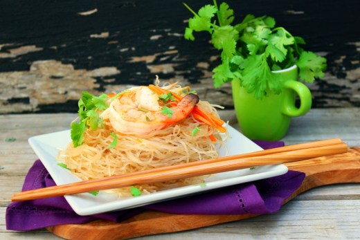 Guest Post : Shirley from What about Second Breakfast featuring Fen Si with Shrimp 2