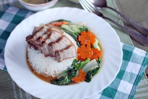 Cathy's Lechon Rice 1