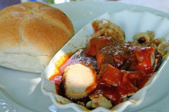 Germany Curry Wurst