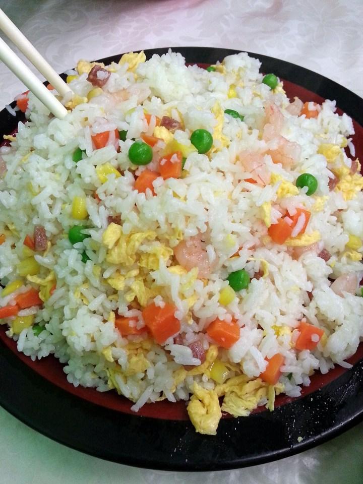 Barilla Dumpling Fried Rice