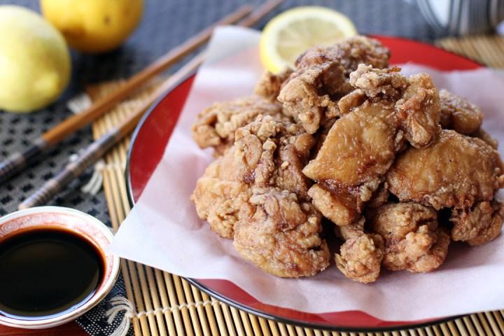 Chicken Karaage 1