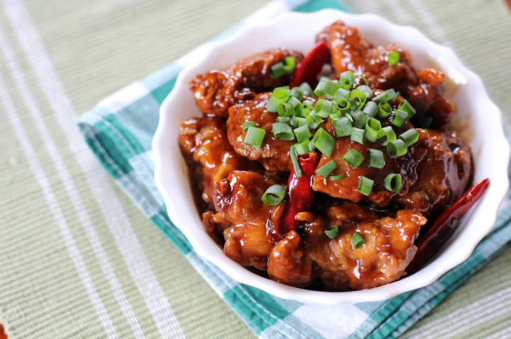 General Tso's Chicken Wide