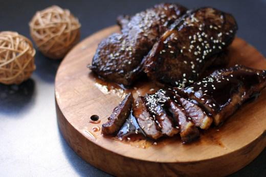 Beef Teriyaki 1
