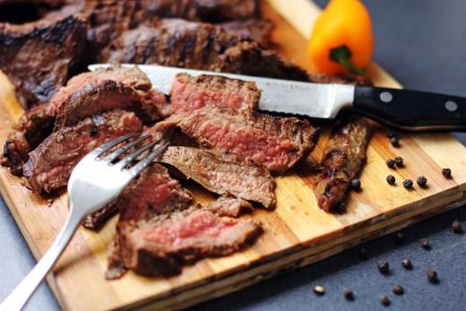 Grilled Skirt Steak 1
