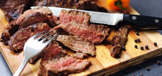 Grilled Skirt Steak 1