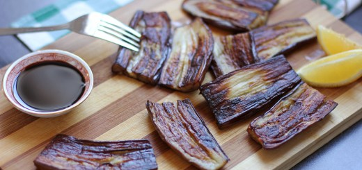 Pritong Talong (Pan Fried Asian Eggplants) 1