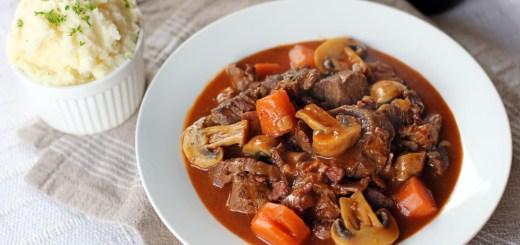 Beef Bourguignon 1