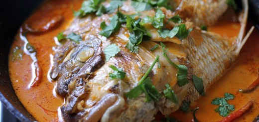 Fish Head Curry 2
