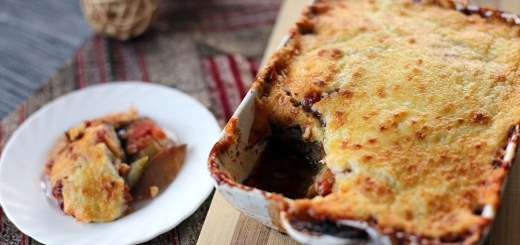 Vegetable Moussaka 2