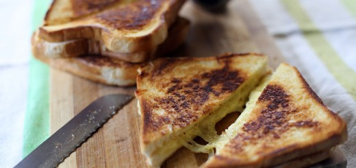 Grilled Cheese Sandwich 1