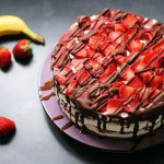 Banana Split Icebox Cake 1