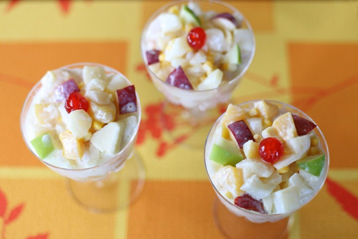 Filipino Fruit Salad 1