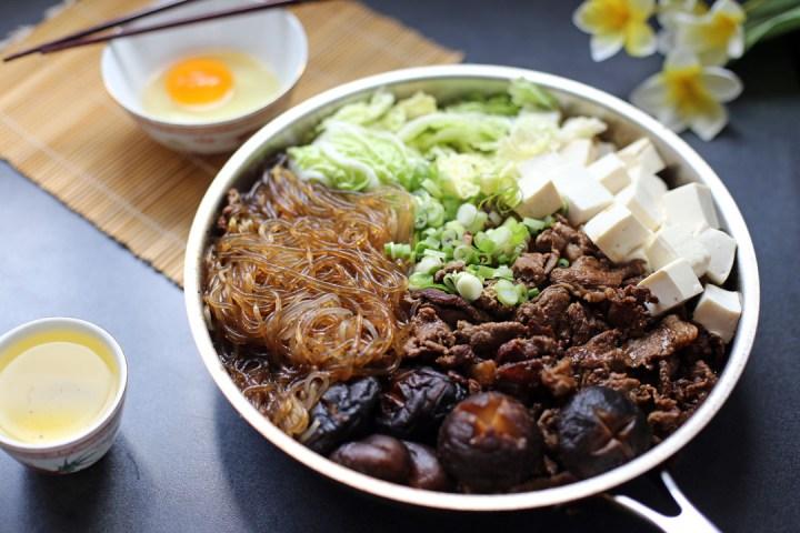 Sukiyaki Wide