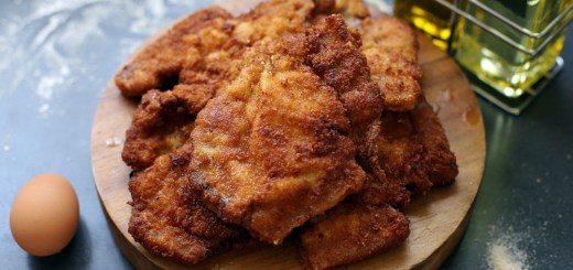 Breaded Pork Chop 1