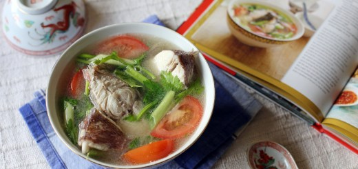 Fish Soup with Lemongrass 2