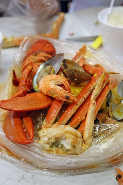 Raging Crab (Honolulu, Hawaii) 3