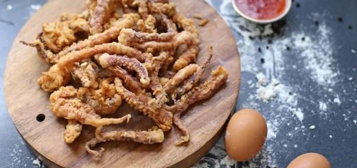 Crispy Squid Tentacles 1