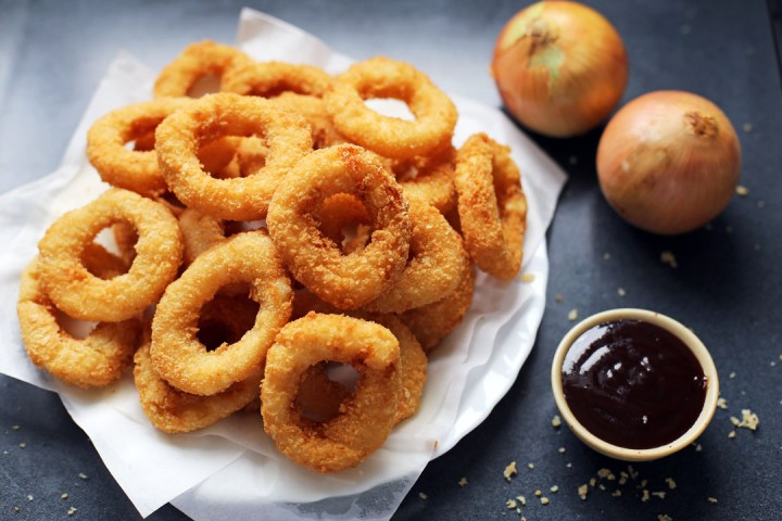 Onion Rings Wide