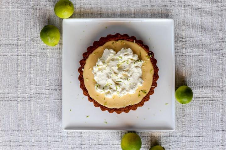 Key Lime Pie Top Uncut